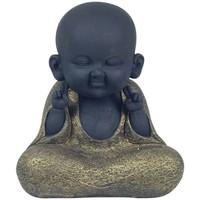 Dom Statuetki i figurki  Signes Grimalt Budda Z Kciuki Multicolor