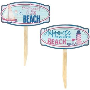Dom Obrazy Signes Grimalt Adorno Beach 2 Different Azul