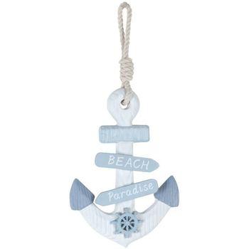 Dom Dekoracje świąteczne Signes Grimalt Kotwica Wisiorek Azul