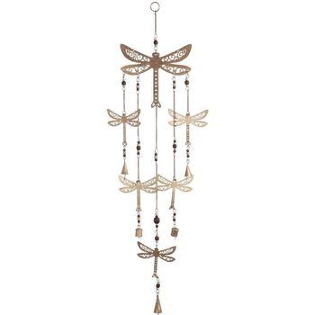 Dom Dekoracje świąteczne Signes Grimalt Komórka Dragonfly Beige