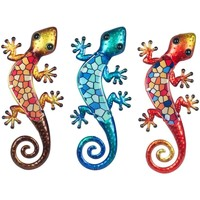 Dom Statuetki i figurki  Signes Grimalt Ophisaurus 3U Multicolor