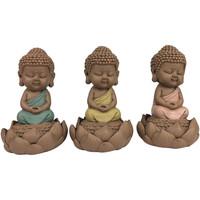 Dom Statuetki i figurki  Signes Grimalt Linda Buddha 3 Września Jednostki Multicolor