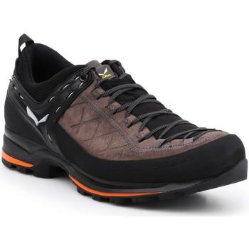 Buty Męskie Trekking Salewa Buty trekkingowe  MS MTN Trainer 2 61371-7512 brązowy, czarny