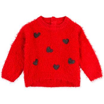 tekstylia Dziecko Bluzy Losan 028-5000AL Czerwony