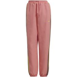 tekstylia Damskie Spodnie dresowe adidas Originals GN4391 Różowy