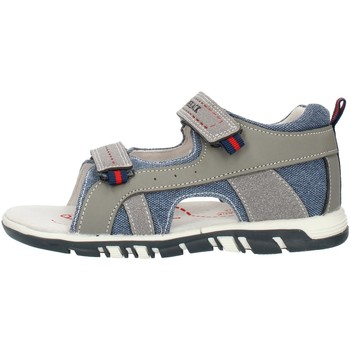 Buty Chłopiec Sandały Lumberjack SB42106005X84 Szary