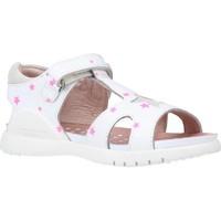 Buty Dziewczynka Sandały Biomecanics 212169 Biały