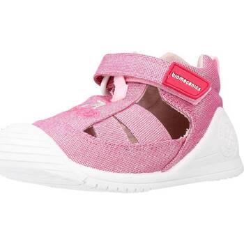 Buty Dziewczynka Sandały Biomecanics 212213 Rose