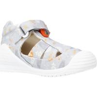 Buty Chłopiec Sandały Biomecanics 212221 Szary