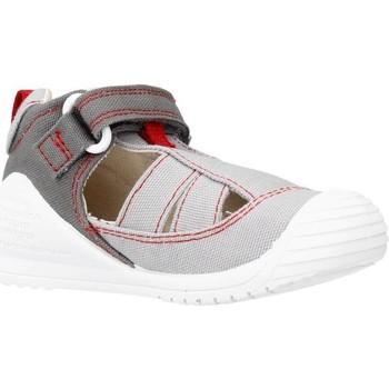 Buty Chłopiec Sandały Biomecanics 212222 Szary