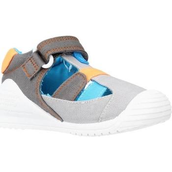 Buty Chłopiec Sandały Biomecanics 212223 Szary