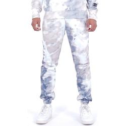 tekstylia Męskie Spodnie dresowe Sixth June Jogging  Tie Dye beige