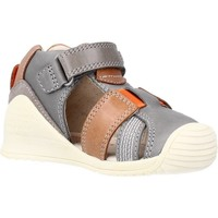 Buty Chłopiec Sandały Biomecanics 212135 Szary