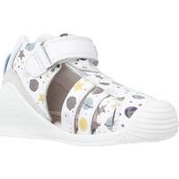 Buty Chłopiec Sandały Biomecanics 212142 Biały