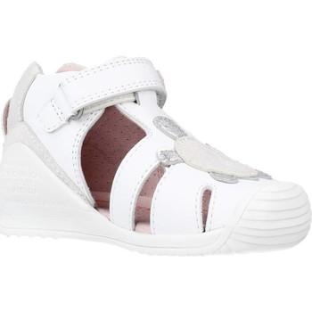 Buty Dziewczynka Sandały Biomecanics 212109 Biały