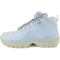 Buty Damskie Trampki wysokie DC Shoes Navigator Biały