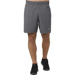tekstylia Męskie Krótkie spodnie Asics 2-N-1 7 in Short gris