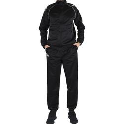 tekstylia Męskie Zestawy dresowe Kappa Ephraim Training Suit Czarny