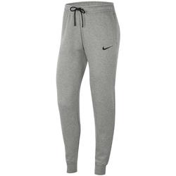 tekstylia Damskie Spodnie dresowe Nike Wmns Fleece Pants Szary