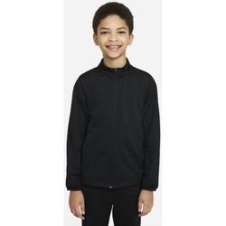 tekstylia Dziecko Bluzy Nike CHÁNDAL NIÑO ACADEMY  CW6133 Czarny