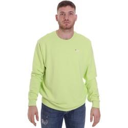 tekstylia Męskie Bluzy Fila 688164 Zielony