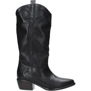 Buty Damskie Buty za kostkę Grace Shoes 544101 Czarny