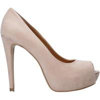 Buty Damskie Czółenka Grace Shoes 725SI001 Różowy