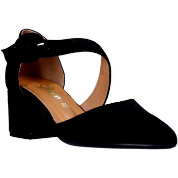 Buty Damskie Czółenka Grace Shoes 774125 Czarny