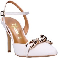 Buty Damskie Czółenka Grace Shoes 038064 Biały