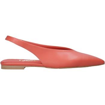 Buty Damskie Baleriny Grace Shoes 411001 Różowy