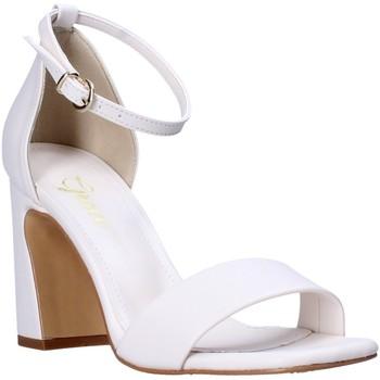Buty Damskie Sandały Grace Shoes 2384001 Biały