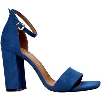 Buty Damskie Sandały Grace Shoes 018R001 Niebieski