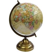 Dom Statuetki i figurki  Signes Grimalt World Globe Dorado