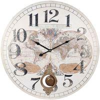 Dom Zegary Signes Grimalt Świat 58 Zegar Blanco