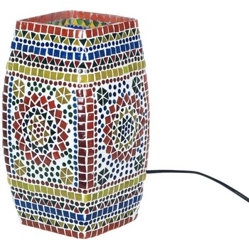 Dom Lampki nocne Signes Grimalt Mozaika Lampa Multicolor