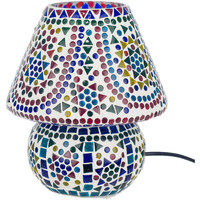 Dom Lampki nocne Signes Grimalt Lampa Grzyb Multicolor