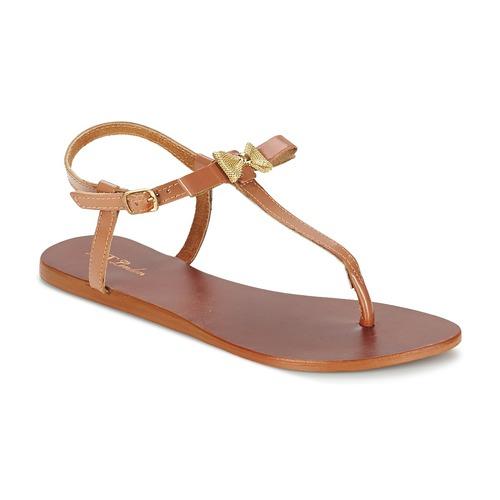 Sandały Betty London BASTINE CAMEL 350x350