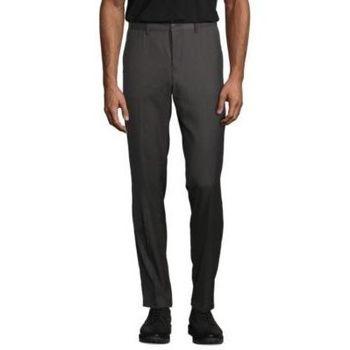 tekstylia Spodnie od garnituru  Sols GABIN MEN Antracita