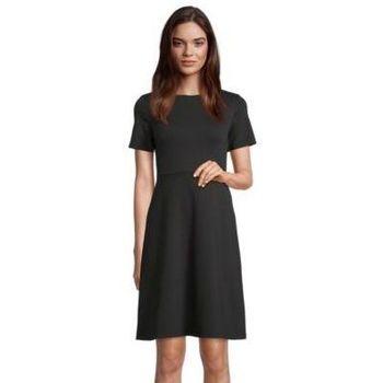 tekstylia Damskie Sukienki krótkie Sols CAMILLE Negro profundo