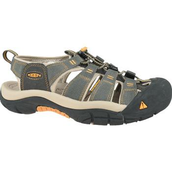 Buty Męskie Sandały sportowe Keen Newport H2 Brązowy