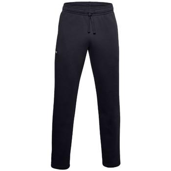 tekstylia Męskie Spodnie dresowe Under Armour Rival Fleece Pants Czarny