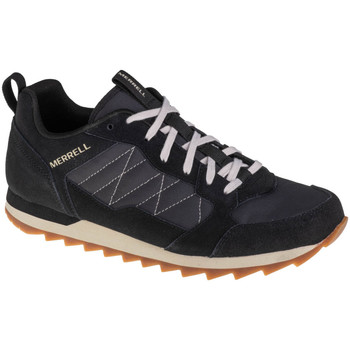 Buty Męskie Trampki niskie Merrell Alpine Sneaker Czarny