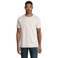 tekstylia Męskie T-shirty z krótkim rękawem Sols LUCAS MEN Nude