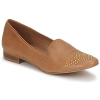 Buty Damskie Mokasyny Betty London CHEFACHE Camel