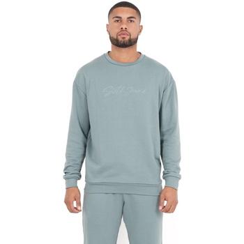 tekstylia Męskie Bluzy Sixth June Sweatshirt  Velvet gris