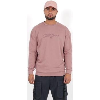 tekstylia Męskie Bluzy Sixth June Sweatshirt  Velvet rose