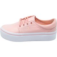 Buty Damskie Trampki DC Shoes Trase Platform Tx Różowy