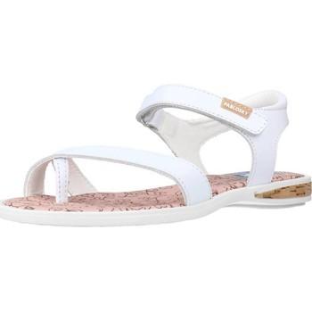 Buty Dziewczynka Sandały Pablosky 400100 Biały