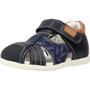 Buty Chłopiec Sandały Garvalin 212602 Niebieski