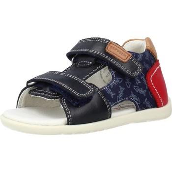 Buty Chłopiec Sandały Garvalin 212603 Niebieski